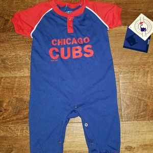 Chicago cubs - 1 piece outfit - Size 6/9 months